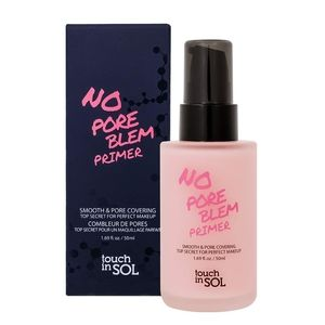 ~ NEW touch in SOL No Pore Blem Primer ~